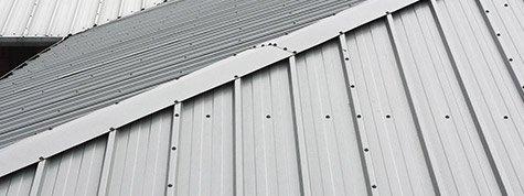 Metal Roofing Safab Ltd
